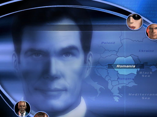 File:James Bond (Andrew Bicknell) loading screen (Agent Under Fire).png