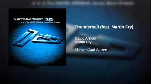 Thunderball (feat. Martin Fry)