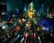 Midas casino (Rogue Agent) by Christian Lorenz Scheurer