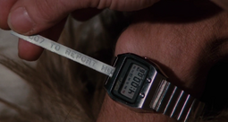 Seiko 0674 LC wristwatch (The Spy Who Loved Me)