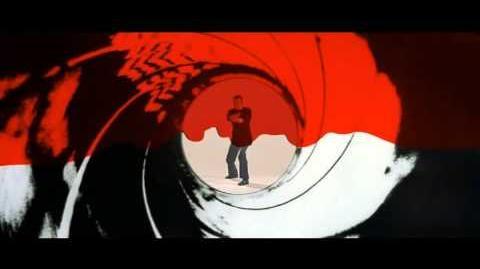 James Bond Gunbarrel Sequences 1962-2012 - Blu-Ray - HD
