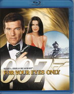 For Your Eyes Only (2008 Blu-ray)