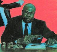 Mr Big (Literary) - Profile