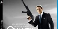 Quantum of Solace (releases)