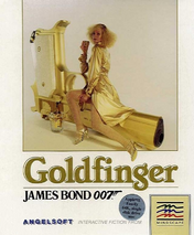 Goldfinger (video game)