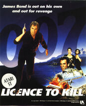 Licence to Kill (video game)