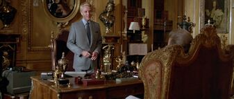 A View to a Kill - Zorin uncovers 007's identity