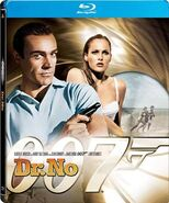 Dr. No (2008 Blu-ray SteelBook)