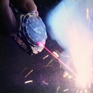 Laser watch, active (GoldenEye, 1995)
