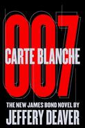 Carte Blance (First Edition Simon & Schuster)