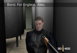 Alec Trevelyan in GoldenEye 007 (1997)