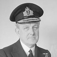 Rear Admiral John Godfrey