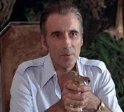 Francisco Scaramanga (Christopher Lee)