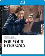 For Your Eyes Only (2015 Blu-ray)