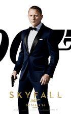 Skyfall Bond Poster