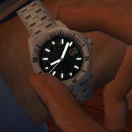 Laser watch, inactive (Nightfire, GC)
