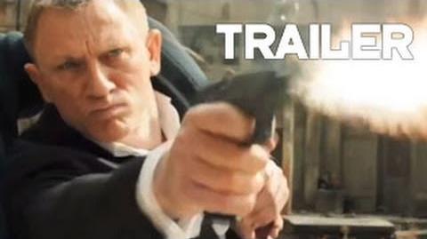Skyfall Trailer 2012 (HD) - Daniel Craig, Ralph Fiennes, Javier Bardem, Judi Dench