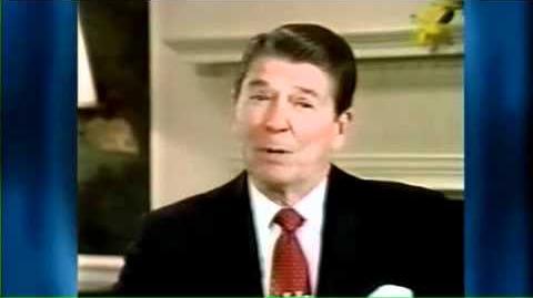 Ronald Reagan James Bond