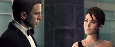 Blood Stone - Bond meets Nicole Hunter