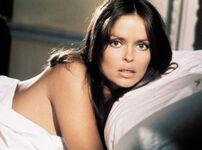Barbara Bach from Bond Babes