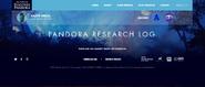 Pandoraresearchlog