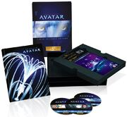 Avatar exclusive collectors edition Blu-ray box set