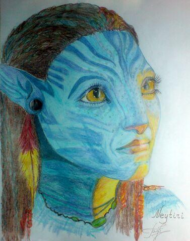File:Neytiri the drawn picture.jpg