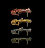 DLC Shotguns