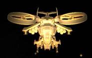 Scorpion yellow