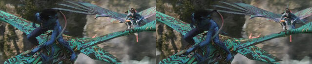 File:Jake and Neytiri riding their Ikrans (cross).jpg