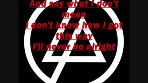 Linkin Park - Breaking The Habit (Lyrics).flv
