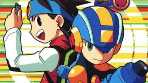 Mega Man Battle Network 3- N1 Grand Prix