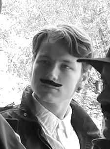 Anderson moustache