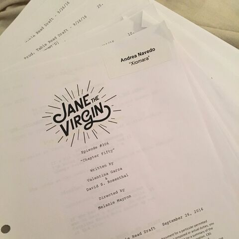 Chapter Fifty script