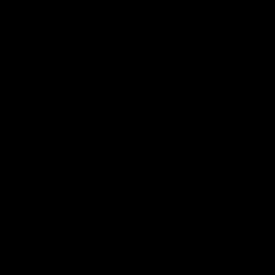 Japanese Hiragana CHI