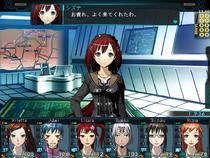 Meikyuu Cross Blood (screen 1)