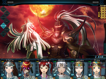 Meikyuu Cross Blood (screen 4)