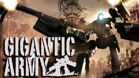 GIGANTIC ARMY Trailer