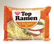 Nissin top ramen Casita