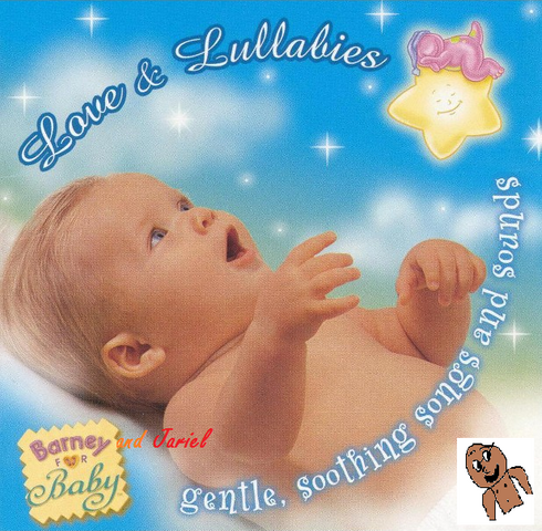 File:Barney and Jariel For Baby Love & Lullabies.png