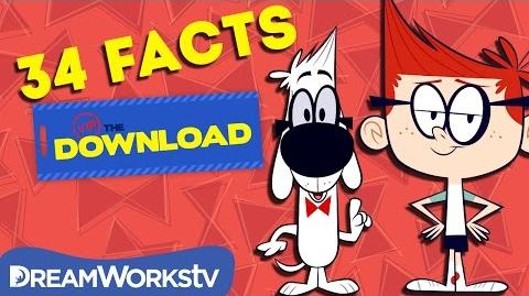 34 Mr. Peabody & Sherman Facts that will Timewarp your Brain! THE DREAMWORKS DOWNLOAD