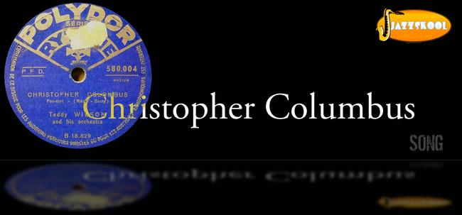 ChristopherColumbusSong