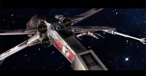 X-wings EFF