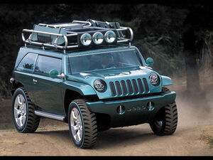 Jeep-Willys2 Concept 2002