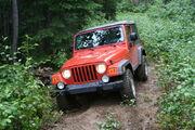 2005 Jeep TJ Rubicon