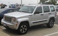 2nd Jeep Liberty