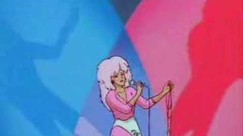 Jem and the Holograms - Can't get my love together