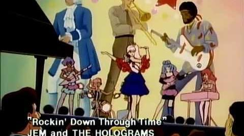 Jem - Rockin Down Through Time Special (141 187)