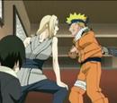 Naruto Uzumaki vs Tsunade