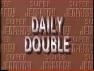 Daily Double Logo-D (Super Jeopardy! Variant)